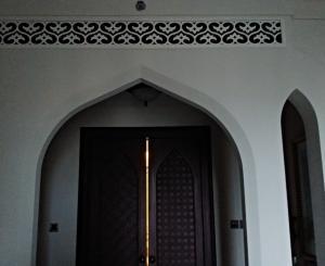 UAE旅行記-3- シャングリ・ラ・ホテル・カリヤト・アルベリ(アブダビ)に到着