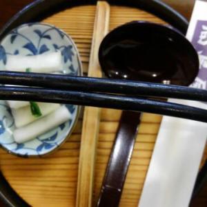 売れる売れないの話・「鍋焼きうどん」と「お汁粉」を挟んで・盛岡「高島屋」にて