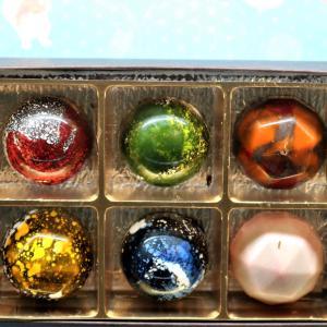 宝石の様なボンボンショコラ「自家焙煎カカオ・クラフティ」<盛岡市>