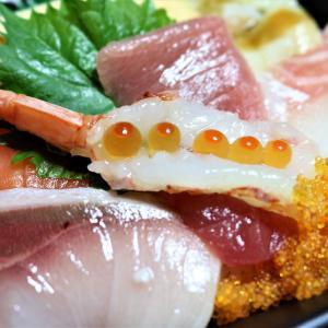 「テイクアウト」と珍しくなった「出前」<老舗「鈴徳」の海鮮丼>