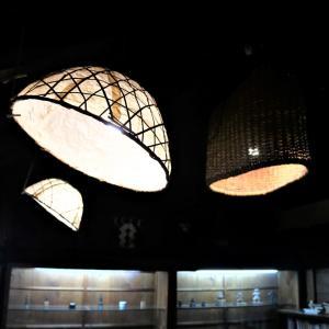 蔵の雰囲気そのままの「一茶寮」にて、アイスクリームを食べながらの「戯言」