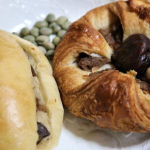 「ぼお~っ」としながら食べたら食欲モリモリ、眼が覚めた(笑)「盛岡市・トゥクトゥクのパン」