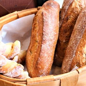盛岡の本町通で見つけた小さなパン屋さん、サブール