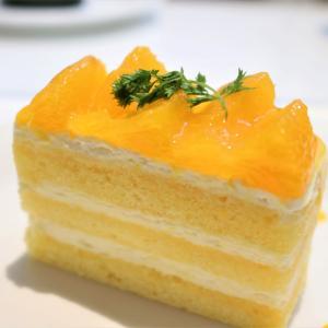 北国の街、盛岡も梅雨明け!オレンジのケーキと古い友達からの手紙
