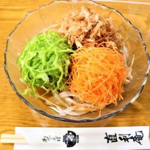 盛岡老舗そば屋「直利庵」の夏は、綺麗な「野菜そば」