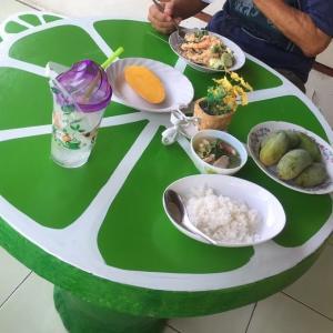 最近の昼食