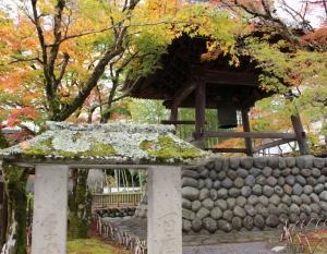 歩き旅~一日目は伊豆修善寺。