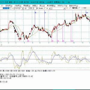 動態分析 1月22日(金)