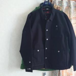 木綿のジャケット