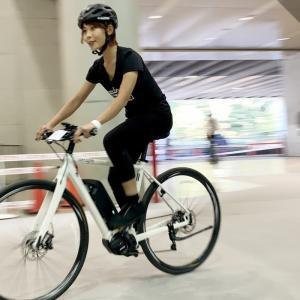 初めてE-bikeに乗ってみた話 in サイクルモード2019