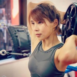 女性サイクリストの体幹トレーニングの話