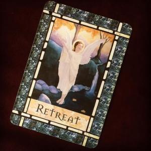 カードメッセージ:休息