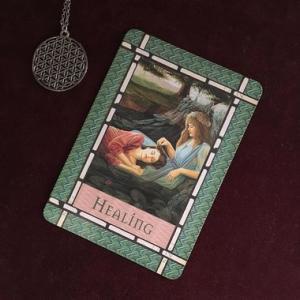 カードメッセージ:ヒーリング(癒し)という奇跡を体験しよう