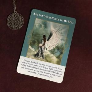 カードメッセージ:一年の計には本当の願いを