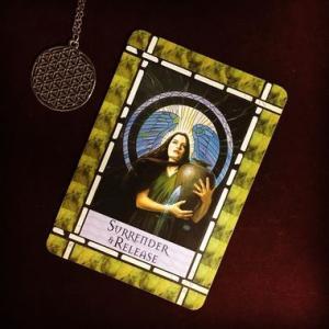 カードメッセージ:願望を叶えるコツ・・・自立から○立へ