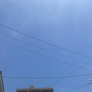 夏の始まりは、猛暑のはじまり 梅雨明け〜〜