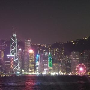 2019年12月 香港観光記