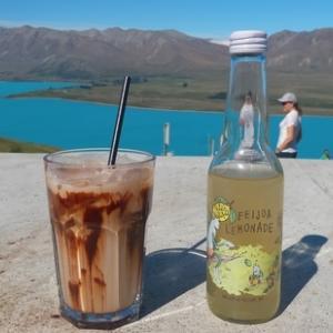 ニュージーランドで飲んで食べたものがどれもこれも美味しかった