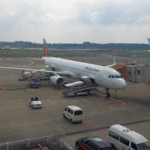 成田~セブ フィリピン航空435と434便 エコノミー搭乗記