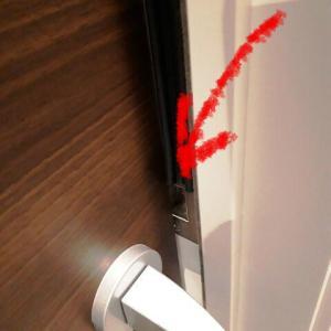 防音対策をDIYしてみる part3.【室内ドア編】