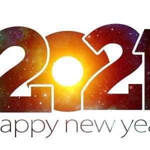 2021年の目標 & 今年は何だかいいことが・・・(^^)/