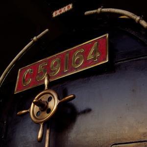 C59-164 -① / 梅小路機関車庫