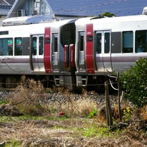 RedWing-227系 / 高須駅周辺にて