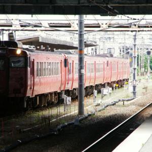 EF210を工事中の西広島駅で