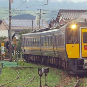 JRの特急列車 / 187系 と 2700系