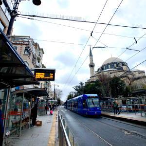トルコ旅行の事〜イスタンブールカード〜