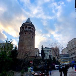 トルコ旅行の事〜ガラタ塔から旧市街へ〜