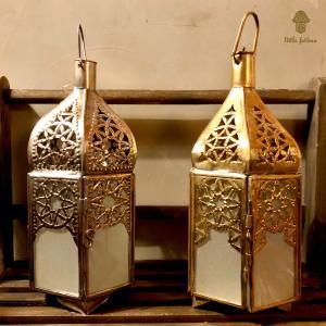 モスクの形のランプシェード