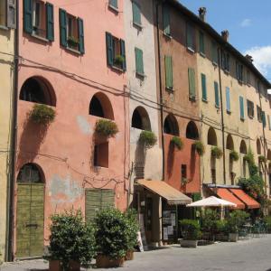 スイス石造りの村からイタリア9日間1人旅 後半