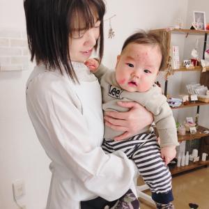 赤ちゃんの重みは命の重み