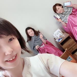 職場の友達同士でよもぎ蒸し【由利本荘市への移転、嬉しいです!】