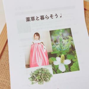 【薬草と暮らそう♩】秋田県由利本荘産の薬草を取り入れたい*よもぎ蒸しサロンほの香
