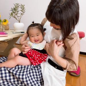 ほの香Baby もうすぐ1歳♡︎由利本荘市の新サロンへ親子三代でご来店♩