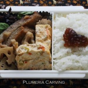擬製豆腐のお弁当