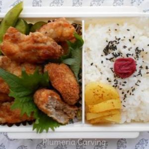 鶏唐揚げのお弁当