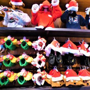 【USJ】クリスマスカチューシャ&帽子