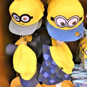 【USJ】ミニオン帽子♡