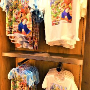 【USJ】スーパーニンテンドーワールドTシャツ♪