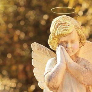 手放しを助けてくれる大天使ミカエル