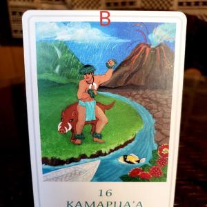 Bのカード