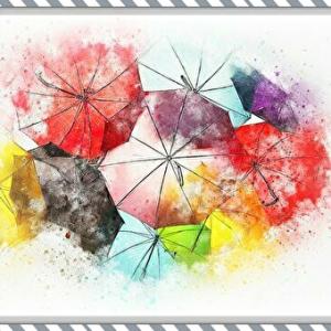 お気に入りの傘の手入れはあなたをグレードアップさせてくれる!!