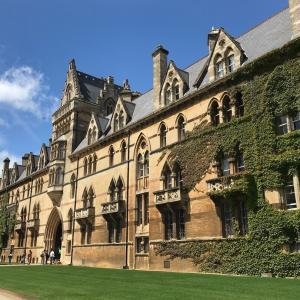 イギリス探訪④ オックスフォードの歴史的建造物