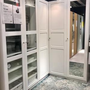 IKEAの収納システム