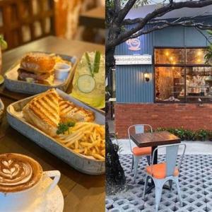 【セブ島お洒落カフェ】バナワ地区の隠れ家カフェ:The Neighborhood Cafe