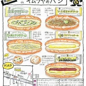 岡山 キムラヤのパン