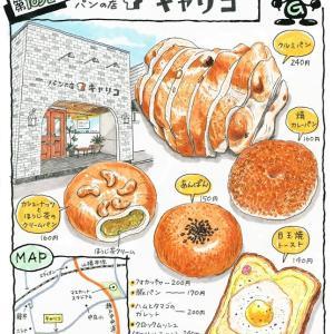 パンの店 キャリコ
